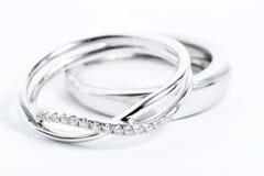 Hochzeits-Ring Lizenzfreies Stockbild