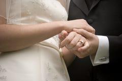 Hochzeits-Ring Lizenzfreie Stockfotografie
