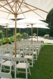 Hochzeits-Standort Lizenzfreie Stockfotos
