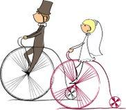 Hochzeitsabbildung Stockfoto