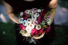 Hochzeitsalbumkunst-Designbild Stockfotografie
