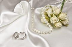 Hochzeitsanordnung stockbilder