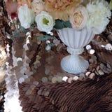 Hochzeitsanordnung Lizenzfreies Stockfoto