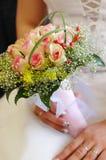 Hochzeitsblume Lizenzfreie Stockfotografie