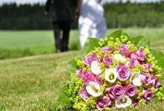 Hochzeitsblumen Stockfotografie