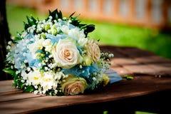 Hochzeitsblumen Lizenzfreies Stockbild