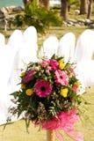 Hochzeitsblumen Stockbilder