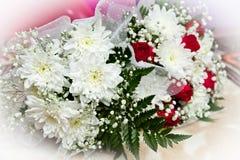 Hochzeitsblumensträuße Stockfotografie