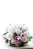 Hochzeitsblumenstrauß Lizenzfreie Stockfotos