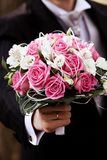 Hochzeitsblumenstrauß. Lizenzfreie Stockfotos