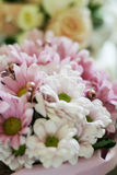 Hochzeitsblumenstrauß Lizenzfreies Stockbild