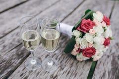 Hochzeitsblumenstrauß HD Lizenzfreie Stockfotos