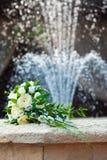 Hochzeitsblumenstrauß Lizenzfreies Stockfoto