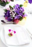 Hochzeitsempfang. Stockfotos