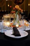 Hochzeitsempfang Stockfotos
