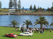 Hochzeitsfestküste Lizenzfreie Stockfotografie