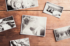 Hochzeitsfotos lizenzfreie stockfotos