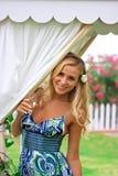 Hochzeitsgast Lizenzfreie Stockfotografie