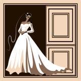 Hochzeitskarte 8 Stockfotos