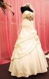 Hochzeitskleid Stockfotos