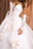 Hochzeitskleid Stockbilder
