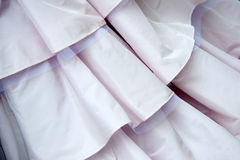 Hochzeitskleiddetail Lizenzfreie Stockbilder