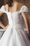 Hochzeitskorsett stockfotos