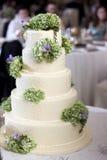 Hochzeitskuchen stockfoto