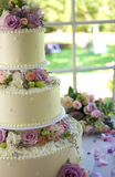 Hochzeitskuchen stockfotos