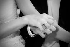 Hochzeitsring Lizenzfreies Stockbild