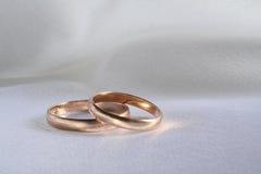 Hochzeitsringe Lizenzfreie Stockfotografie