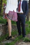 Hochzeitssocken Lizenzfreie Stockfotos
