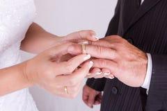 Hochzeitssonderkommandos Lizenzfreie Stockbilder