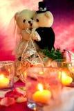 Hochzeitsspielwaren Stockbild