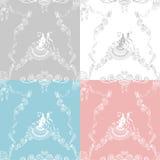 Hochzeitsspitzehintergrund Stockbilder