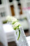 Hochzeitsstuhl Stockbilder