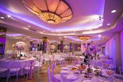 Hochzeitstafeldekor Stockbilder