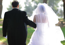 Hochzeitstag Lizenzfreie Stockbilder