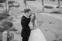 Hochzeitstag in Odessa Stockfotografie