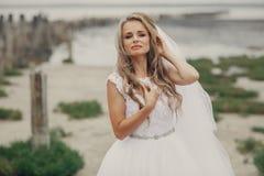 Hochzeitstag in Odessa Lizenzfreie Stockbilder