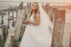 Hochzeitstag in Odessa Lizenzfreie Stockfotos
