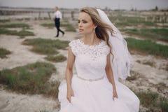 Hochzeitstag in Odessa Lizenzfreies Stockfoto