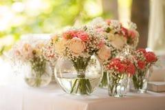 Hochzeitstagdekoration Lizenzfreies Stockbild