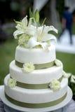 Hochzeitstorte 8 Lizenzfreies Stockfoto