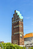Hochzeitsturm Wedding Tower at Darmstadt Artists' Colony Stock Photo