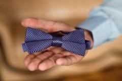 Hochzeitszubehör für Bräutigam Lizenzfreies Stockbild