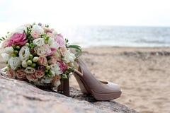 Hochzeitszusammensetzung lizenzfreies stockbild