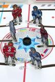 hockey Royaltyfri Bild