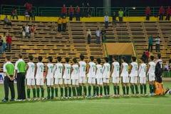 Hockey 2009 de la taza de Asia de los hombres - Paquistán Fotos de archivo