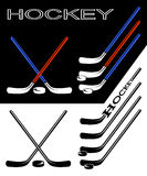 Hockey. Royalty Free Stock Photo
